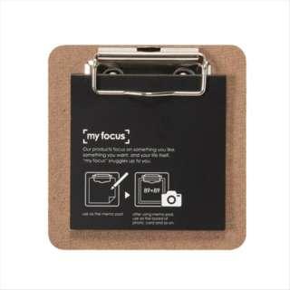 my focus フォトクリップボード(ましかくサイズ)MYQBSQ201
