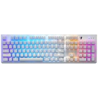 TSG11SFLWBLJP ゲーミングキーボード TESORO GRAM SPECTRUM ホワイト [USB /有線]