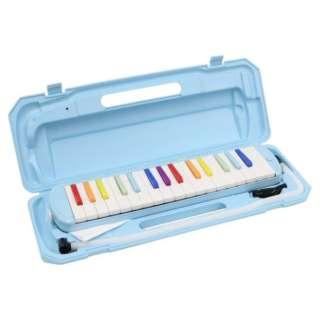 鍵盤ハーモニカ P3001-32K/NIJI 虹色