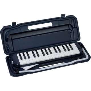 鍵盤ハーモニカ P3001-32K/NV ネイビー