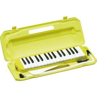 鍵盤ハーモニカ P3001-32K/YW イエロー