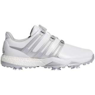 ae4484c04a1be Men s Golf Shoes power band boa boost (26.5cm  white X core black X silver  metallic) WI926