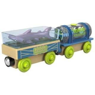 きかんしゃトーマス 木製レールシリーズ アクアリウムカー