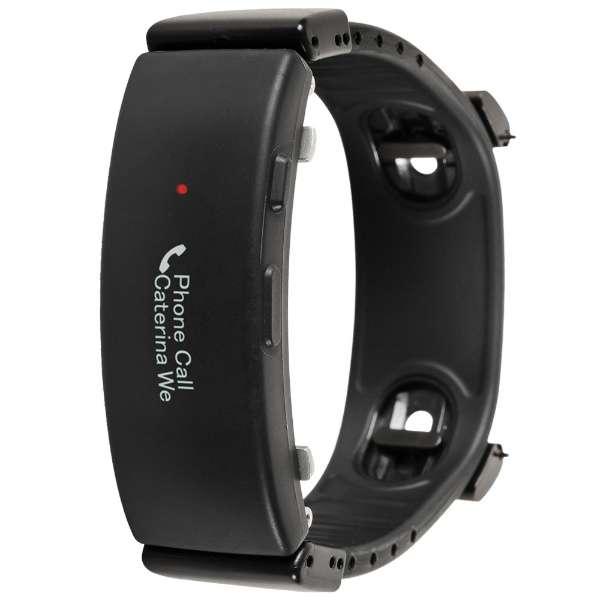 WA-01A/B スマートウォッチ wena wrist active Black