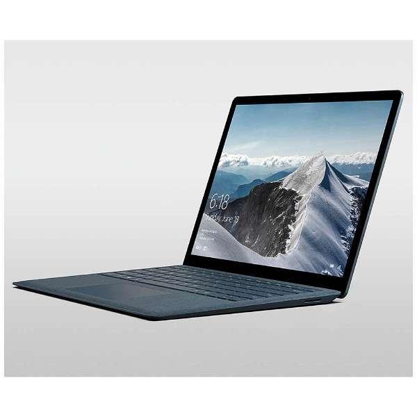 Surface Laptop[13.5型/SSD:256GB /メモリ:8GB /IntelCore i5/ コバルトブルー/2018年2月モデル]DAG-00109 ノートパソコン サーフェス ラップトップ