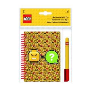 [ノート+ボールペン] LEGO Iconic ミニノート&ボールペン 37540
