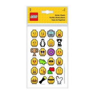 [ステッカー] LEGO Iconic ステッカーシート 4枚入り 37533