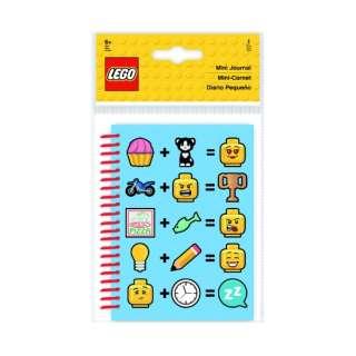 [ノート] LEGO Iconic ミニノート 37539