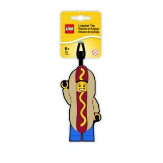 [タグ]LEGO Iconic ホットドッグタグ 37530