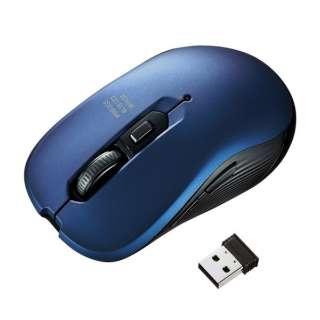 MA-WBL113BL マウス ブルー [BlueLED /5ボタン /USB /無線(ワイヤレス)]