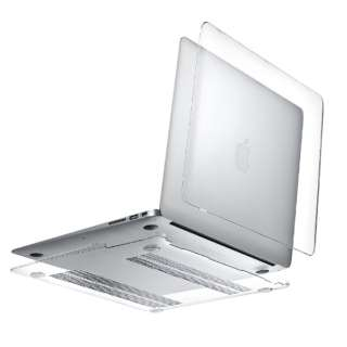 MacBook Airハードシェルカバー IN-CMACA1301CL