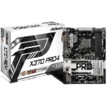 マザーボード AMD X370チップセット ATX X370 Pro4 [ATX]