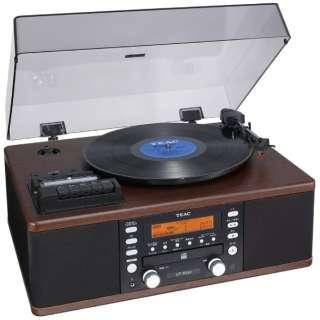 レコードプレーヤー LP-R520-WA ウォールナット