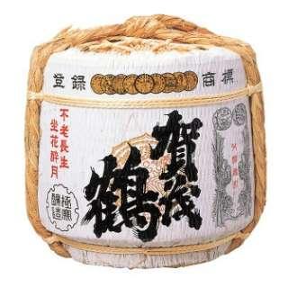 賀茂鶴 特製 樽詰め72L型 本菰 36L【日本酒・清酒】