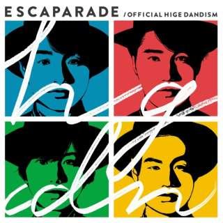 Official髭男dism/ エスカパレード 通常盤 【CD】