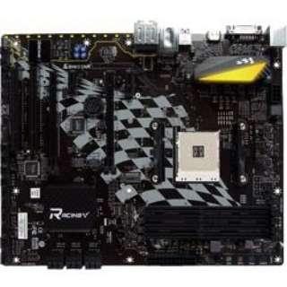 BIOSTAR AMD Ryzen対応 X370チップセット搭載 ATXマザーボード