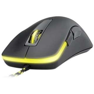 有線ゲーミングマウス[USB 2m・Win/Mac] M1 #701054
