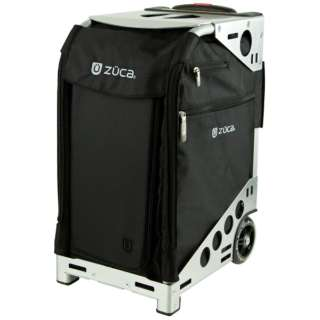 ZUCA PRO Travel Silver Black