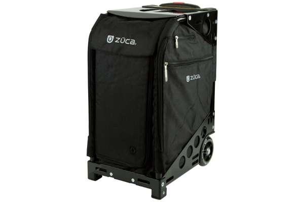 スーツケースのおすすめ11選 ZUCA「ZUCA PRO Artist Black」ブラック(32L)