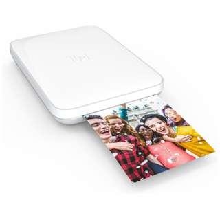 LP0021 モバイルプリンター ホワイト