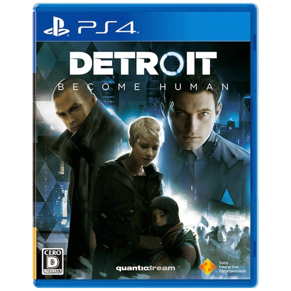 Detroit: Become Human [通常版] [PS4]