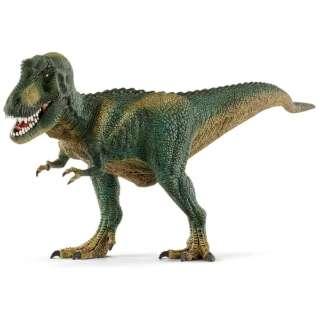 シュライヒ 14587 ティラノサウルス・レックス(ダークグリーン)