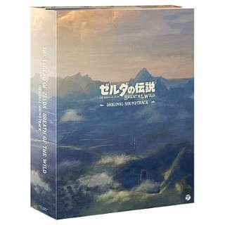 (ゲーム・ミュージック)/ゼルダの伝説 ブレス オブ ザ ワイルド オリジナルサウンドトラック 通常盤 【CD】