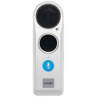 翻訳機「Langie 携帯型電子翻訳機(52ヶ国語対応・Wi-Fi接続)」 LT-52