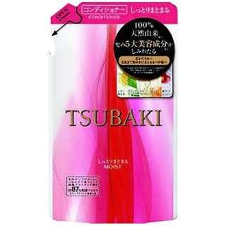 TSUBAKI(ツバキ) しっとりまとまる コンディショナー つめかえ用 (330ml) 〔リンス・コンディショナー〕
