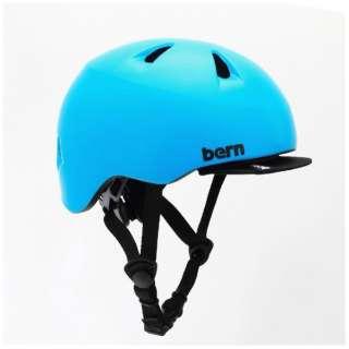 幼児用ヘルメット TIGRE ALL SEASON (Satin Cyan Blue/ XXSサイズ:47~51cm) BE-BB00Z18SCY-10