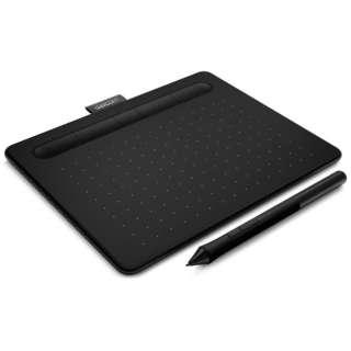 CTL-4100WL/K0 ペンタブ(ペンタブレット) Intuos small ワイヤレス ブラック
