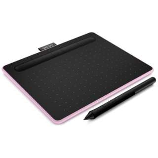 CTL-4100WL/P0 ペンタブ(ペンタブレット) Intuos small ワイヤレス ピンク