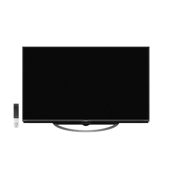 55V型 地上・BS・110度CSチューナー内蔵 4K対応液晶テレビ AQUOS(アクオス) 4T-C55AJ1(別売USB HDD録画対応) 4T-C55AJ1 [55V型 /4K対応]