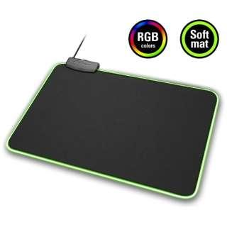 SHA-1337RGB-MAT ゲーミングマウスパッド 1337シリーズ