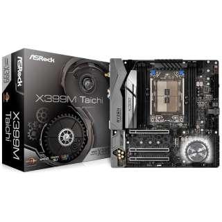 マザーボード AMD X399チップセット搭載 X399M Taichi [MicroATX]