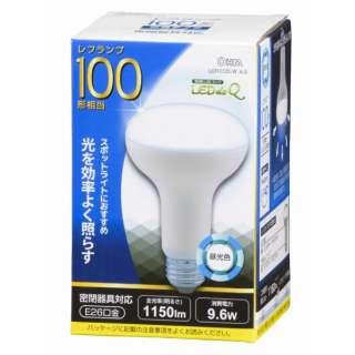 LDR10D-W A9 LED電球 LEDdeQ ホワイト [E26 /昼光色 /1個 /100W相当 /レフランプ形]