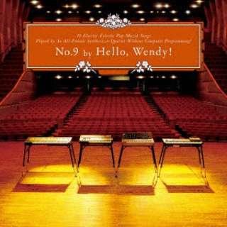 Hello,Wendy!/ No.9 【CD】