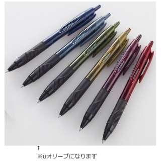 [油性ボールペン] 限定 ジェットストリーム スタンダード(0.5mm /黒) SXN-150-05.1P アーバンオリーブ