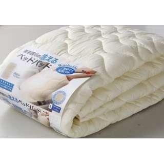【ベッドパッド】東京西川の洗えるベッドパッド ポリエステル(シングルサイズ)