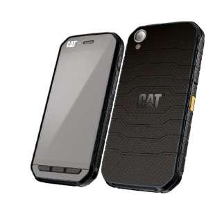 【防水・防塵】 CAT S41「S41」ブラック Android 7・5.0型・メモリ/ストレージ:3GB/32GB nanoSIM×1 防水・防塵 SIMフリースマートフォン S41 ブラック