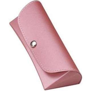 セミハード メガネケース(ピンク)2082-05