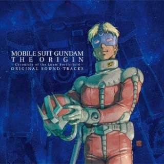 (アニメーション)/ 『機動戦士ガンダム THE ORIGIN』 V&VI ORIGINAL SOUND TRACKS 【CD】