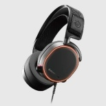 61486 有線ゲーミングヘッドセット Arctis Pro [φ3.5mmミニプラグ+USB /両耳 /ヘッドバンドタイプ]
