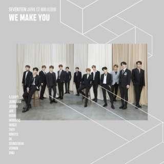SEVENTEEN/ WE MAKE YOU 通常盤 【CD】