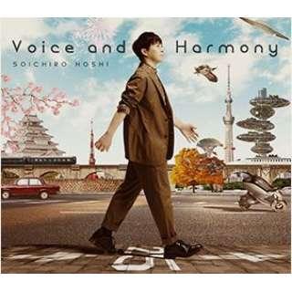 保志総一朗/ Voice and Harmony 【CD】