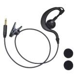 FIRSTCOM ガイドラジオ受信機 FC-GR13 専用オプション 耳かけ型イヤホン FEP-302 FEP-302