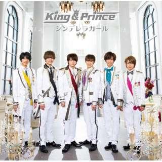 King & Prince/ シンデレラガール 初回限定盤A 【CD】