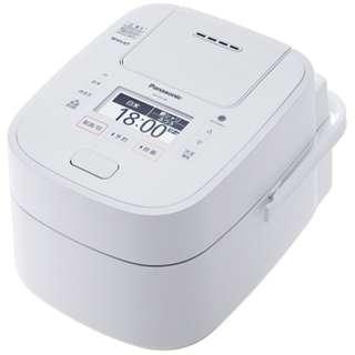 SR-VSX108-W 炊飯器 Wおどり炊き ホワイト [5.5合 /圧力IH]