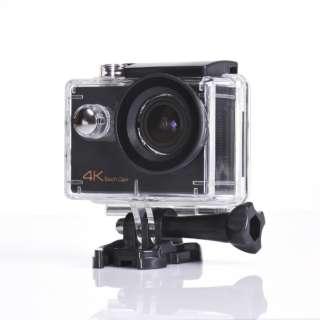 AC900B アクションカメラ ブラック [4K対応 /防水]