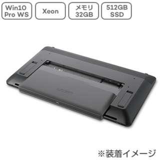DPM-W1000H/K1-C Windowsタブレット Cintiq Pro Engine Xeon ブラック [intel Xeon /SSD:512GB /メモリ:32GB /2018年03月モデル]